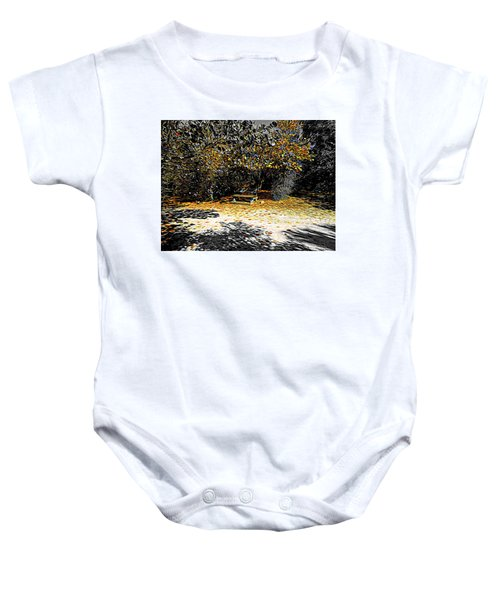 Resting Reflections Baby Onesie