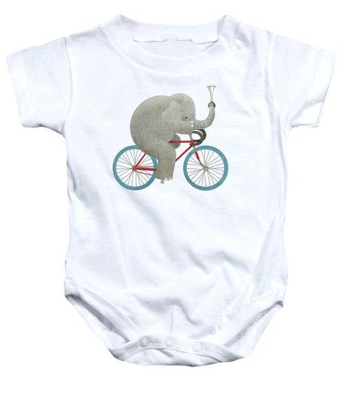 Ride Baby Onesie