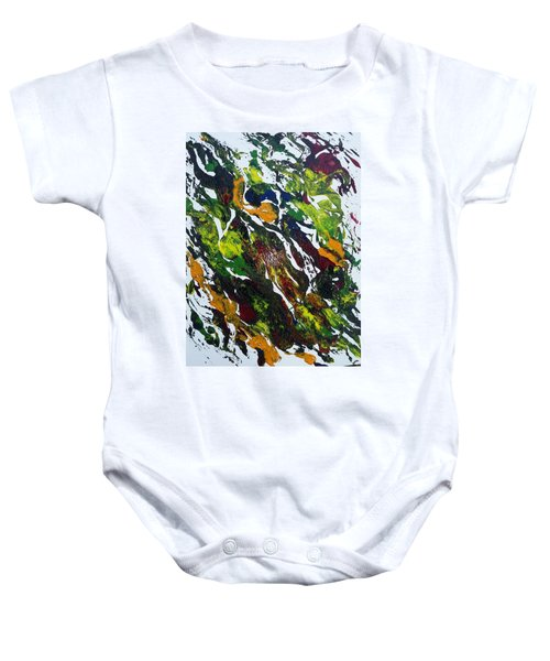 Rivers And Valleys Baby Onesie