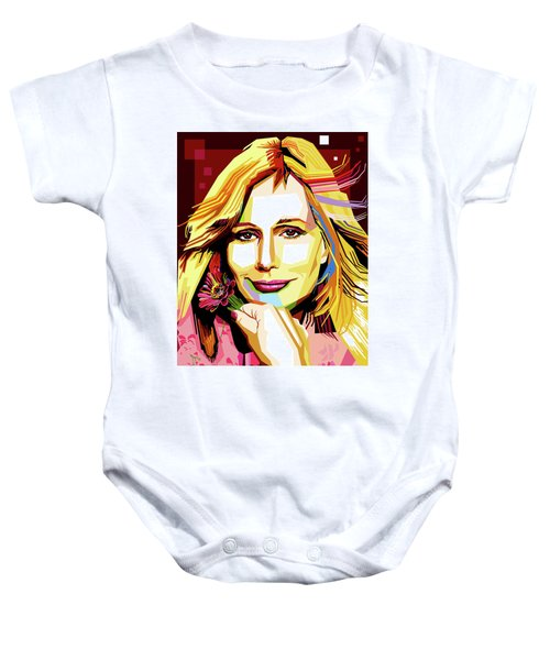 Sally Kellerman Baby Onesie