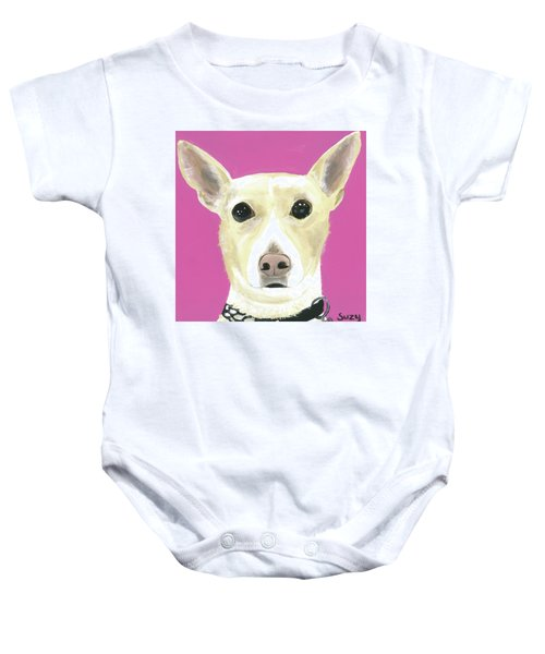 Sandy's Lulu Baby Onesie