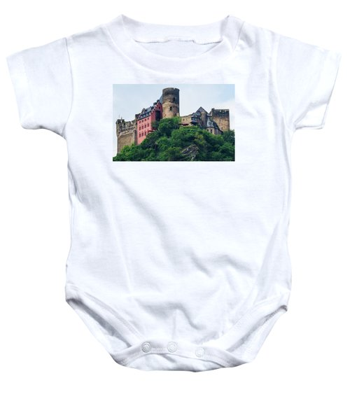 Schonburg Castle Baby Onesie