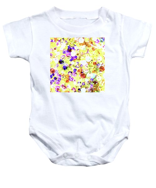 Sequins And Pins 2 Baby Onesie