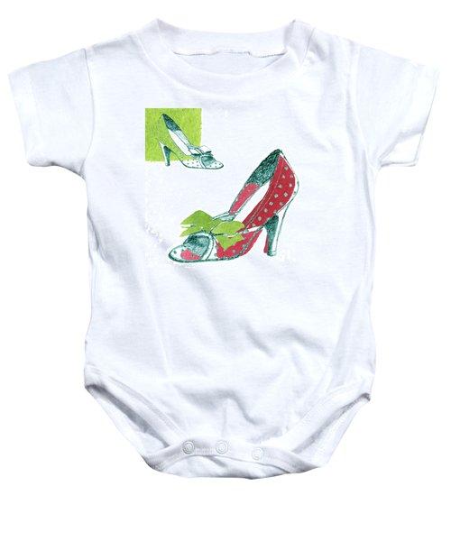 Shoe Baby Onesie