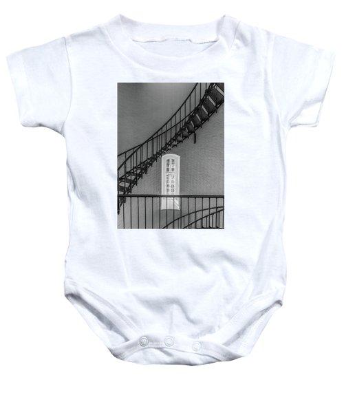 St Augustine Lighthouse Baby Onesie