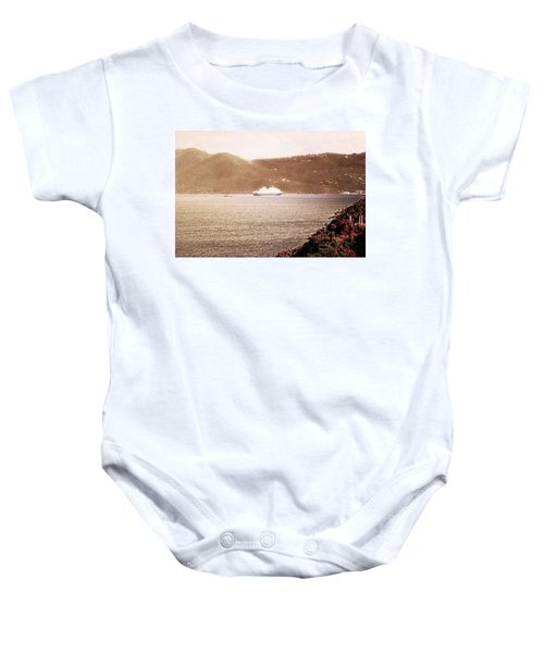 St. John Anchorage Baby Onesie