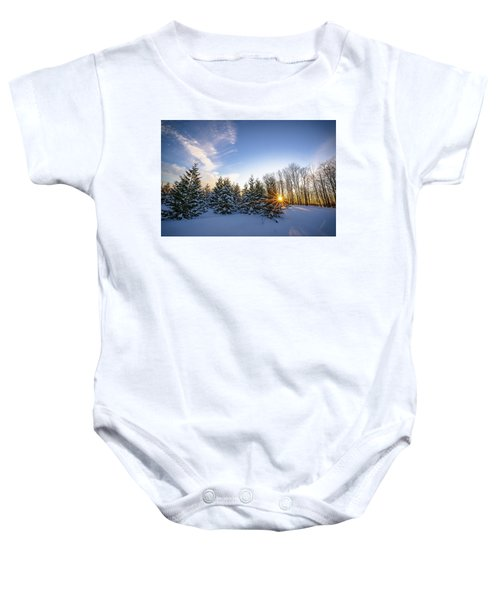 Star Bright Baby Onesie