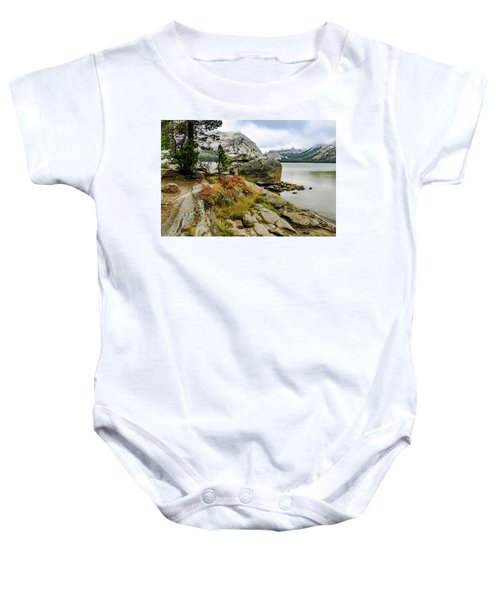 Tenaya View Baby Onesie