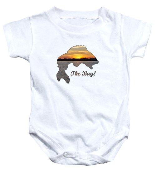The Bay Baby Onesie
