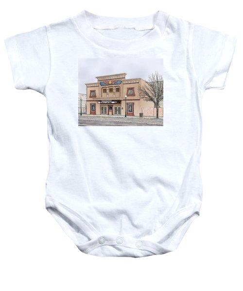 The Egyptian Theatre Baby Onesie