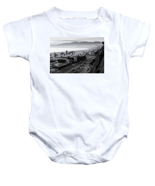 The Evening Drive Home Baby Onesie