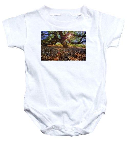 The Old Oak Baby Onesie