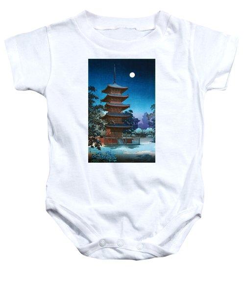 Top Quality Art - Asakusa Kinryusan Baby Onesie