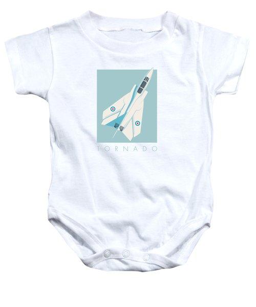 Tornado Swing Wing Jet - Sky Baby Onesie
