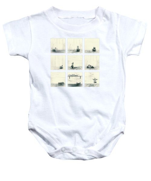 Toy Collection Baby Onesie