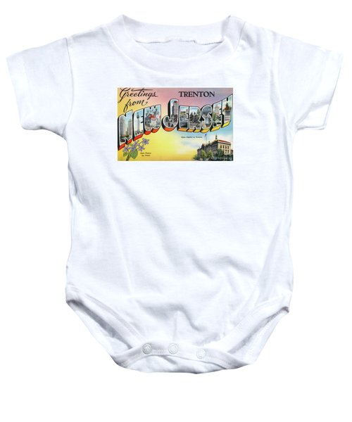 Trenton Greetings Baby Onesie