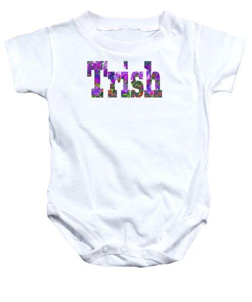Trish Baby Onesie