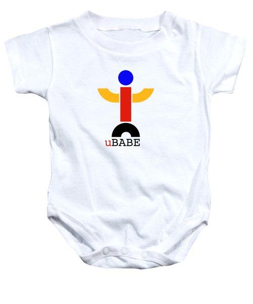 uBABE Boy Baby Onesie