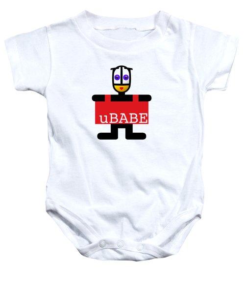 uBABE Style Tag  Baby Onesie