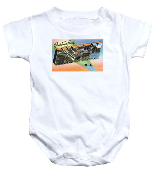 Union Greetings Baby Onesie