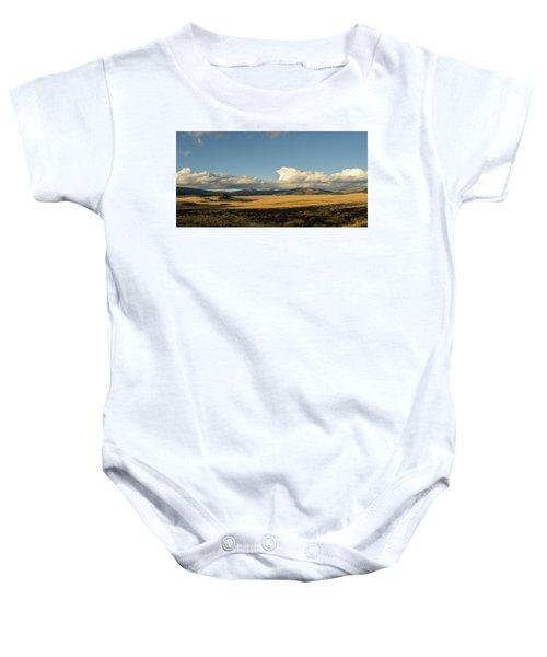 Valles Caldera National Preserve II Baby Onesie