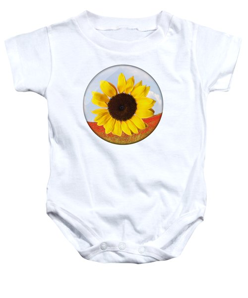 What A Day For A Daydream Baby Onesie