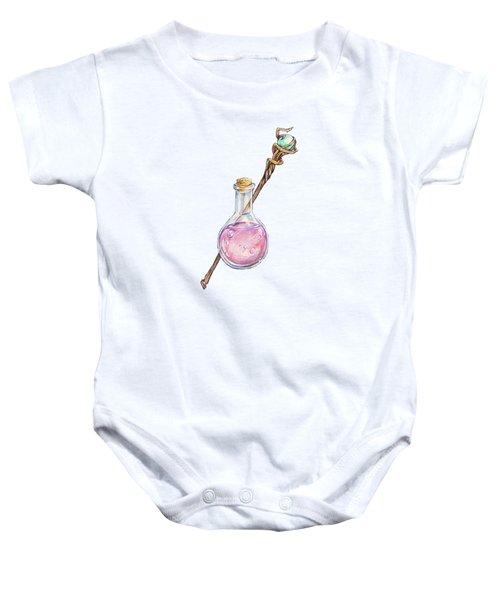 Wizard Baby Onesie