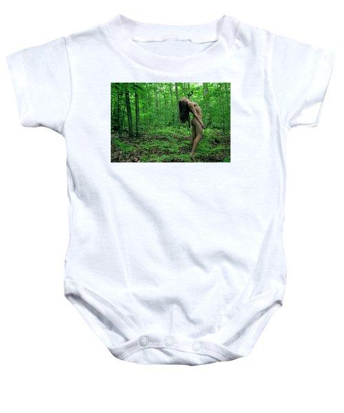 Woods Baby Onesie