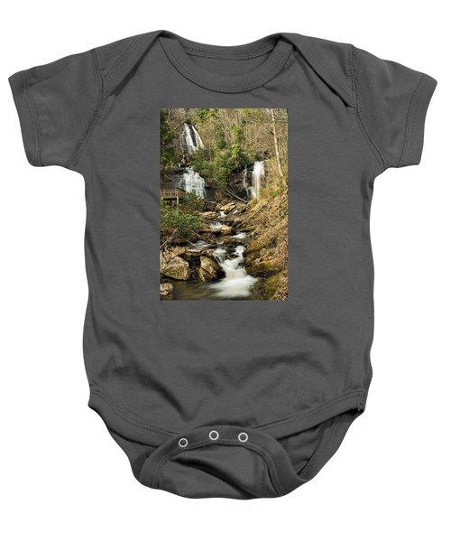 Amacola Falls Baby Onesie