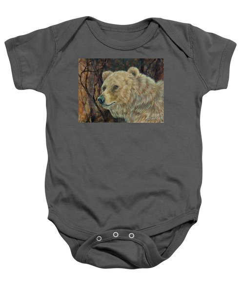 Out Of The Dark.  Baby Onesie