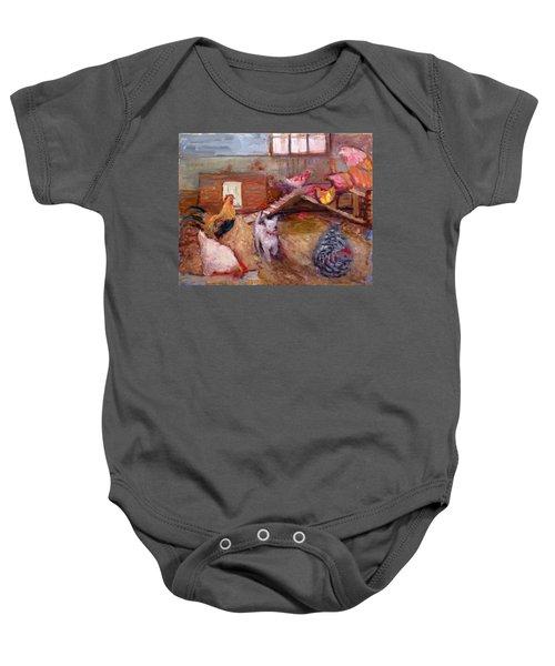 An026 Baby Onesie