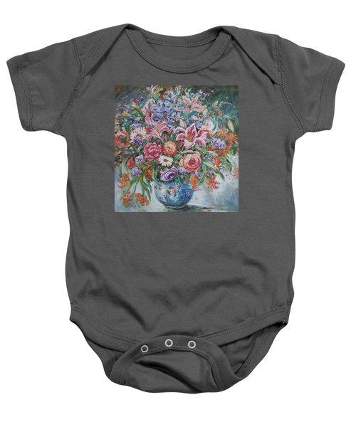Arrangement II Baby Onesie