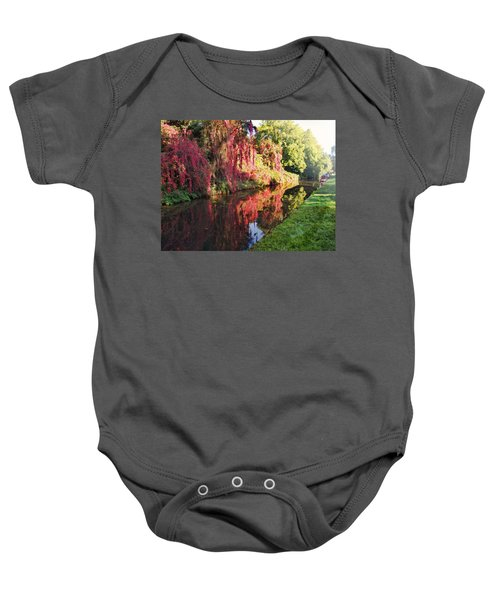 Autumn Colours Baby Onesie