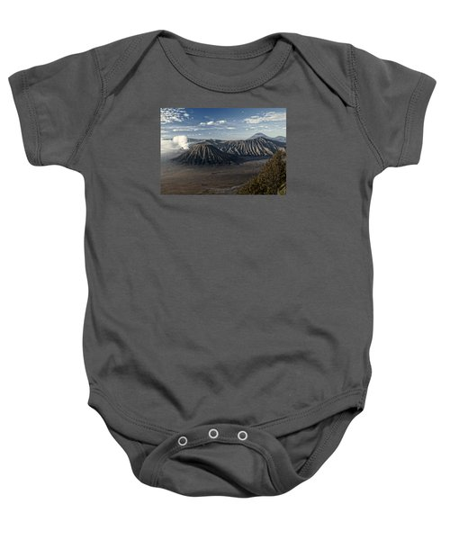 Bromo Mountain Baby Onesie