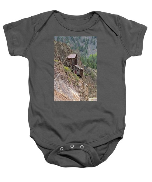 Commodore Mine On The Bachelor Historic Tour Baby Onesie