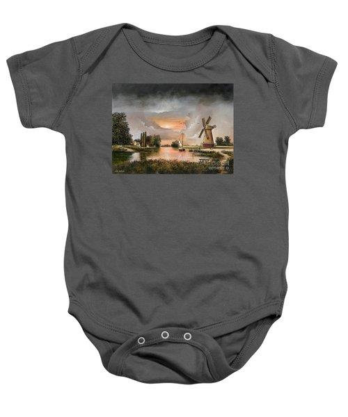 Fairhaven Mill Baby Onesie