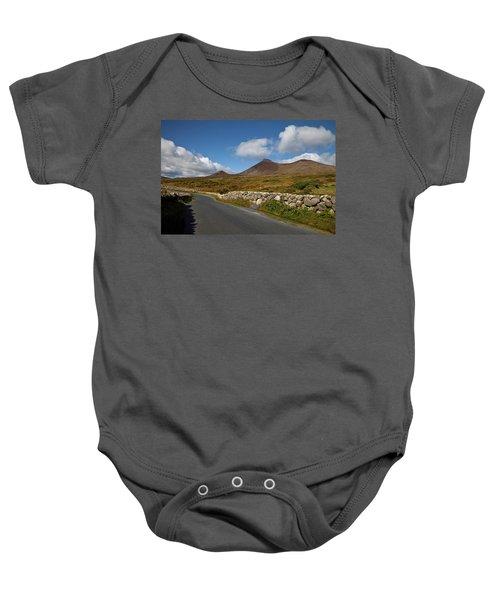 Farmland, Stone Walls In The Midste Baby Onesie