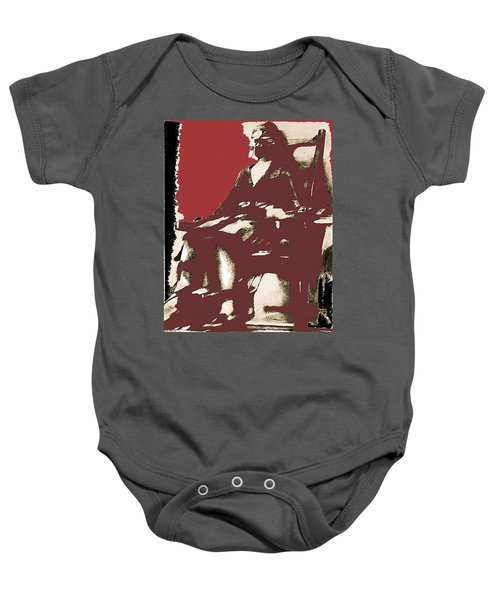 Film Homage Picture Snatcher Number 1 1933 Ruth Snyder Execution January 1928-2013 Baby Onesie