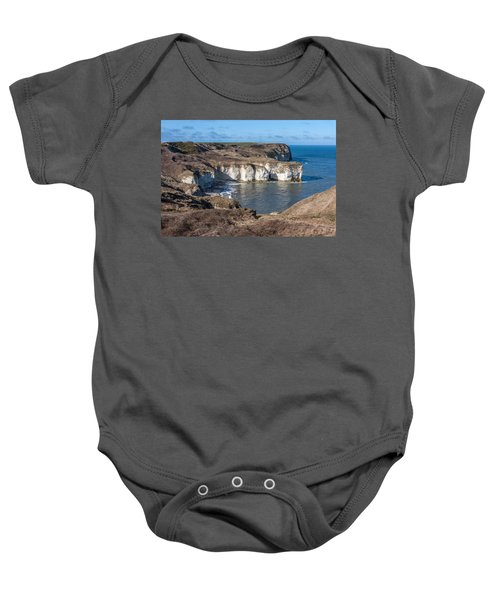 Flamborough Head Baby Onesie