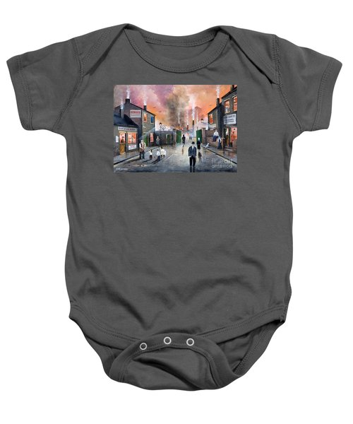 Images Of The Black Country Baby Onesie