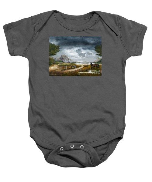 Loch Lomand Baby Onesie