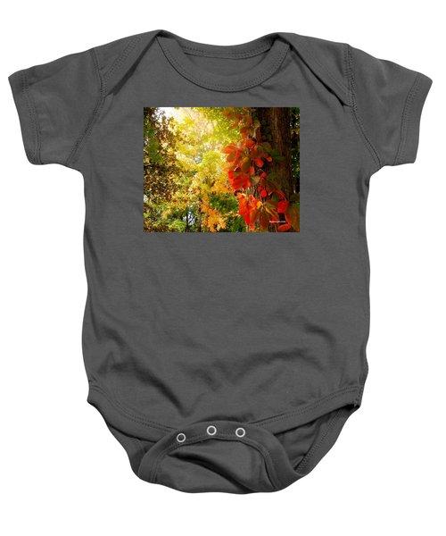 Minnesota Jungle Baby Onesie
