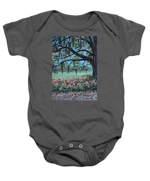 Savannah Spring Baby Onesie