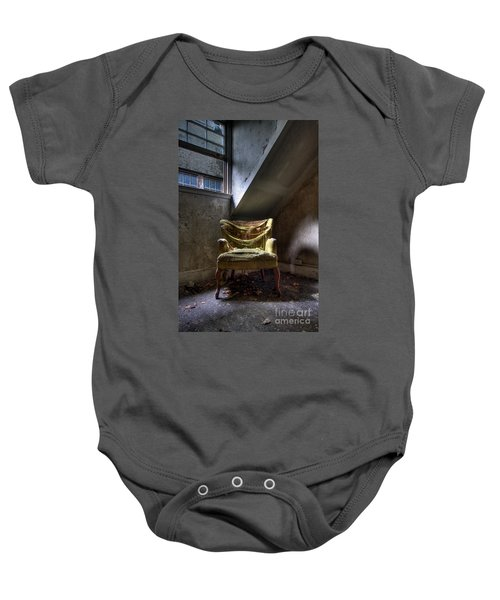 Silence Within Baby Onesie