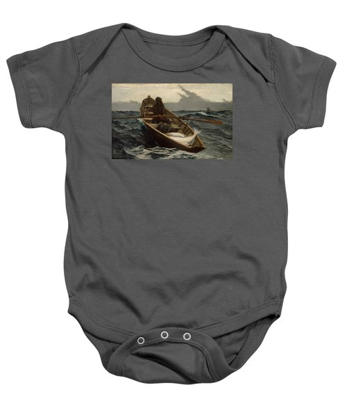 The Fog Warning Baby Onesie