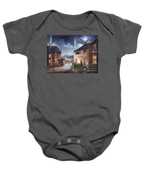 The Hundred House - Lye Baby Onesie