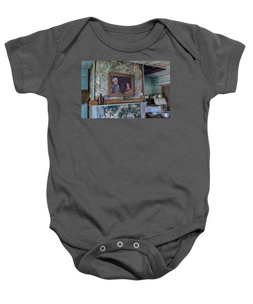General Robert E. Lee Baby Onesie