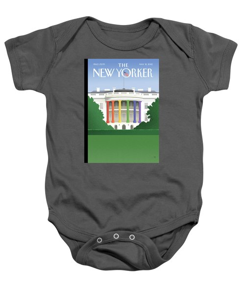 New Yorker May 21st, 2012 Baby Onesie