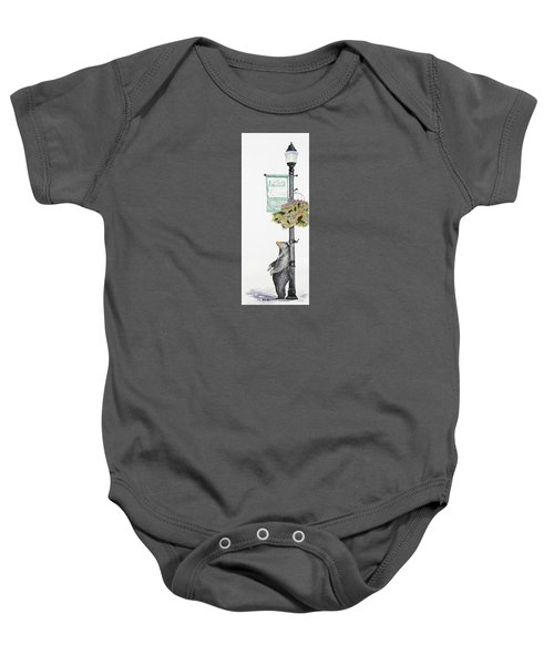 Welcome To Bozeman Baby Onesie