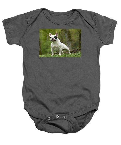 French Bulldog Baby Onesie